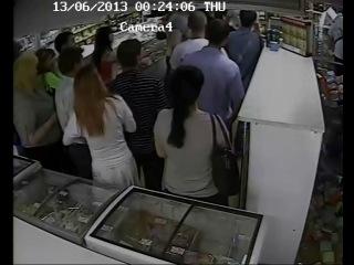 ЖЕСТКИЙ  МОРТАЛ  КОМБАТ  В  МИАССЕ  13.06.2013